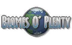 [BOP] 超多生物群系 (Biomes O' Plenty)
