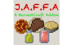 [JAFFA] 更多有趣的食物 (Just Another Fun Food Addon)