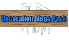 [DMP] 装饰品合集 (Decorations Mega Pack)