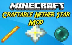 Craftable Nether Star +