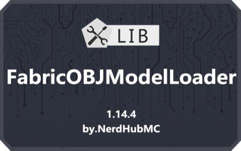 [FOML]Fabric OBJ Model Loader