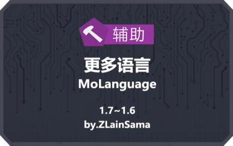 更多语言 (MoLanguage)