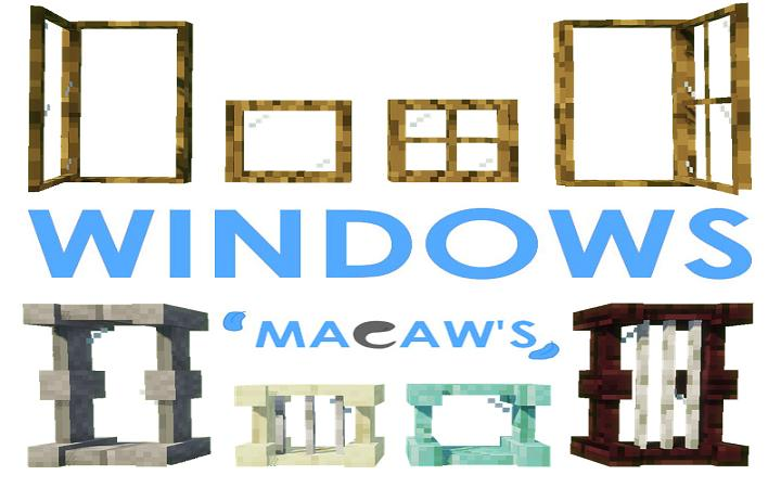 Macaw的窗户 (Macaw's Windows)