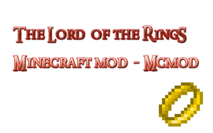 [LotR] 魔戒 (The Lord of the Rings Mod)