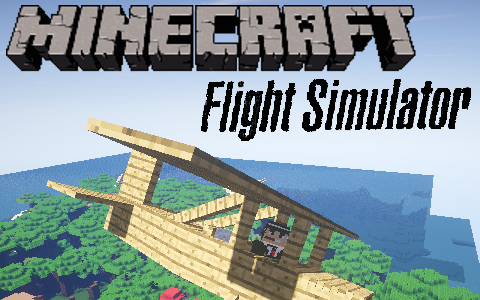 [MFS] 飞行模拟 (Minecraft Flight Simulator)