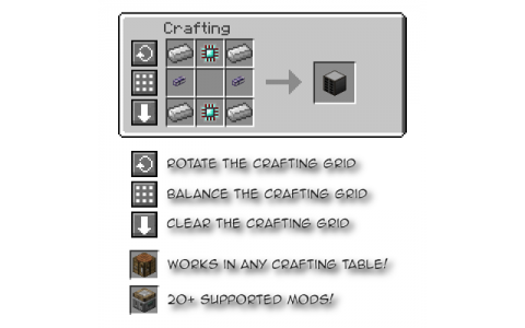 合成辅助 (Crafting Tweaks)
